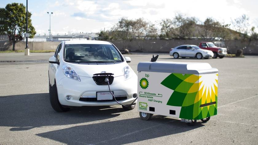 Now BP gas stations are getting fast charging spots too - Libalele